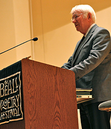 Seamus Heaney at Baylor
