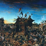 Iconic Lone Star paintings on display at Baylor's Martin Museum