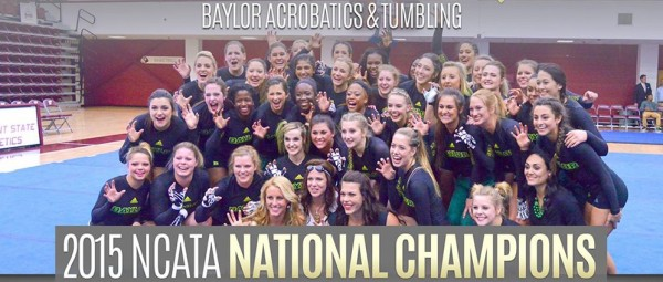 Weekend brings Baylor a national title and 2 more Big 12 trophies