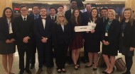 Baylor Model UN team wins top honor at international competition