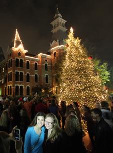 Christmas at Baylor, 2011