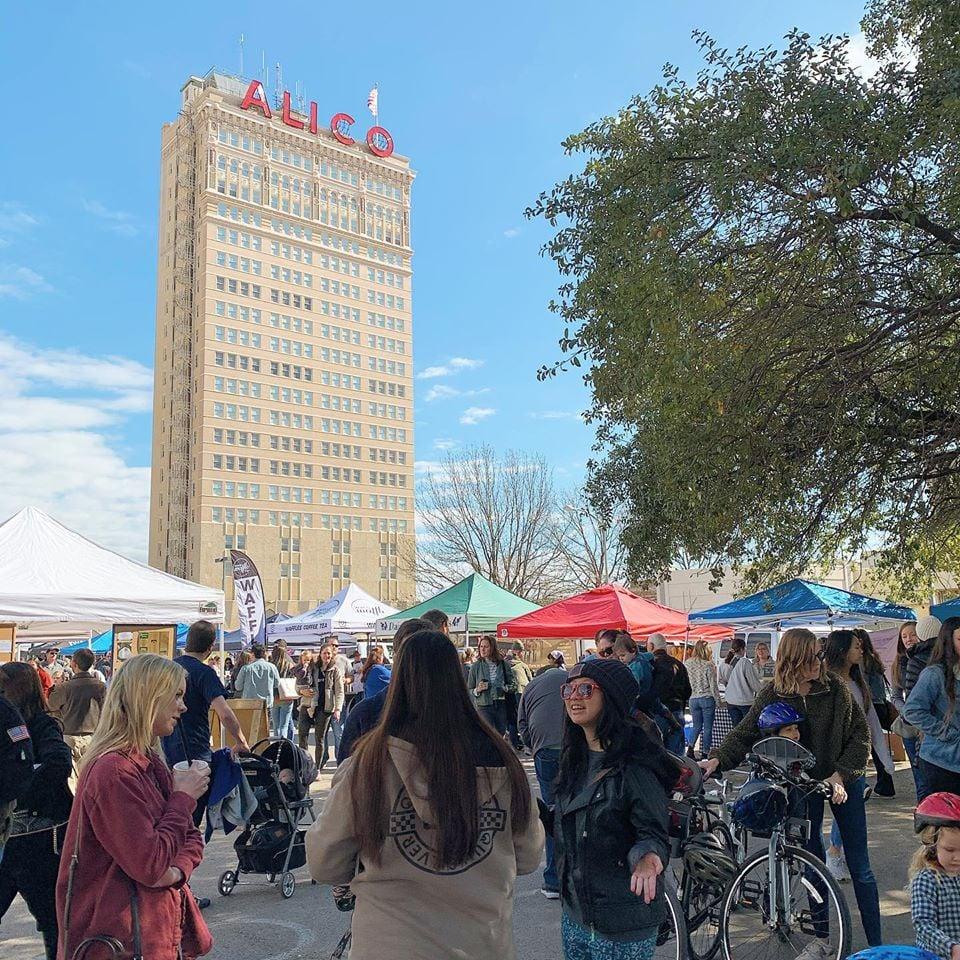 Waco Downtown Farmer's Market